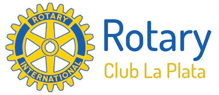 logo rotary club la plata colaborador tiflos